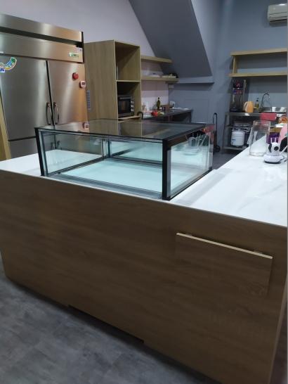 珠寶型抽屜層單層.儲藏展示櫃3尺